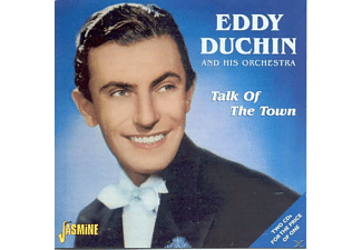Eddy Duchin - Talk Of The Town - (CD)