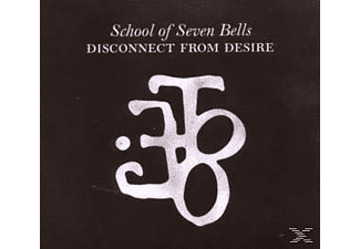 School Of Seven Bells - Disconnect From Desire - (CD)