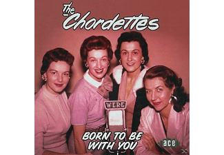 The Chordettes - Born To Be With You - (CD)