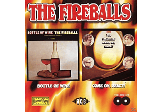 The Fireballs - Bottle Of Wine/Come On, React! - (CD)