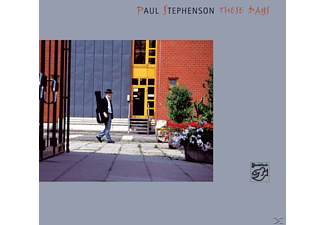 Paul Stephenson - These Days - (CD)