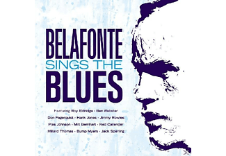 Harry Belafonte - Sings The Blues [CD]
