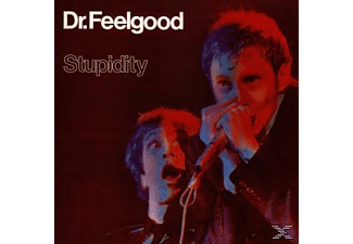 Dr.Feelgood - Stupidity - (CD)