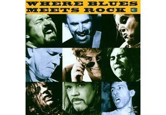 Various - Where Blues Meets Rock Vol.3 - (CD)