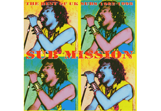 Uk Subs - Sub Mussion - The Best Of Uk Subs - (CD)