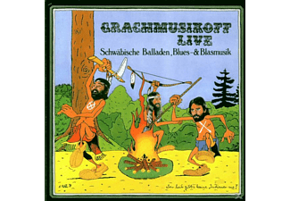 Grachmusikoff - Live - (CD)