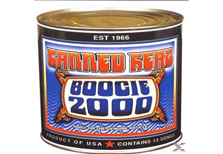 Canned Heat - Boogie 2000 - (CD)