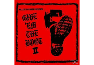 VARIOUS - Give 'em The Boot 2 - (CD)