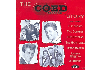 VARIOUS - The Coed Records Story - (CD)
