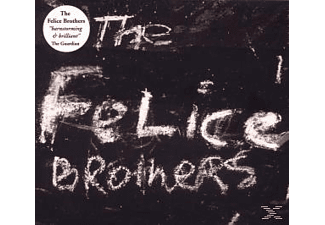 The Felice Brothers - The Felice Brothers - (CD)