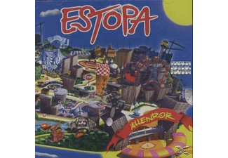 Estopa - Allenrok [CD]