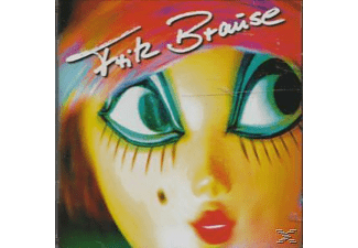 Fritz Brause - Five - (CD)