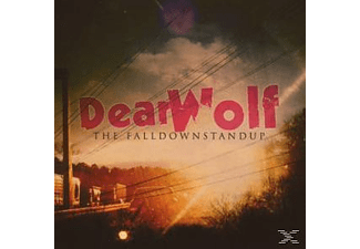 Dear Wolf - The Falldownstandup - (CD)