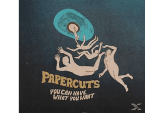 Papercuts - You Can Have What You Want - (CD)