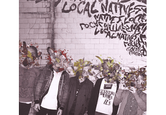 Local Natives - Gorilla Manor - (CD)