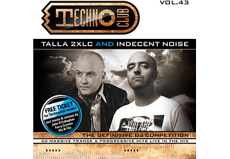 VARIOUS - Techno Club Vol.43 [CD]