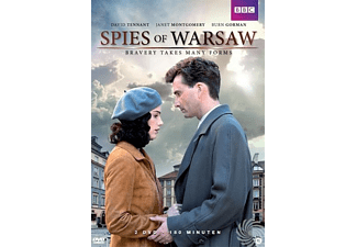 Spies Of Warsaw | DVD