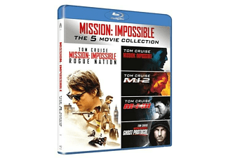 Mission Impossible 1-5 | Blu-ray