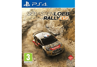 Sebastien Loeb Rally Evo | PlayStation 4