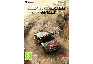 Sebastien Loeb Rally Evo | PC