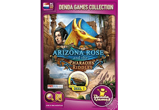 Arizona Rose And The Pharaohs Riddles (Collectors Edition) |
