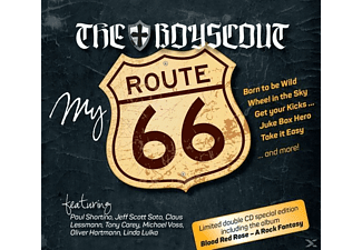 The Boyscout - MY ROUTE 66 (SPECIAL EDITION) - (CD)
