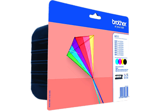 BROTHER LC223VALBPDR Multipack
