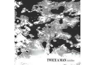Twice A Man - Icicles [CD]