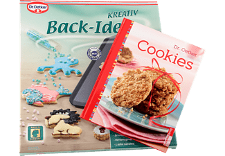 DR. OETKER 1401 Backblech, Backbuch