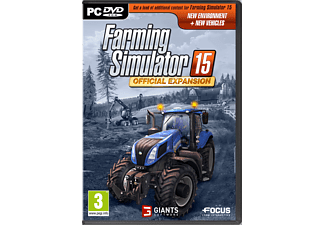 Farming Simulator 15 Official Expansion PC