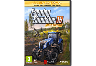 Farming Simulator 15 - Gold Edition PC