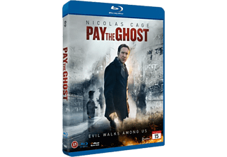 Pay The Ghost Thriller Blu-ray