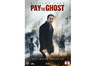 Pay The Ghost Thriller DVD