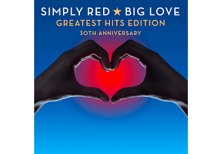 Simply Red - Big Love - Greatest Hits Edition (30th Anniversary) | CD
