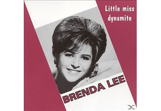 Brenda Lee - LITTLE MISS DYNAMITE (DIGITAL REMASTERED) [CD]