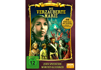 Märchen Klassiker Mega-Box (Limited) - (DVD)