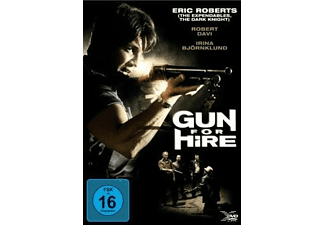 Gun For Hire - (DVD)