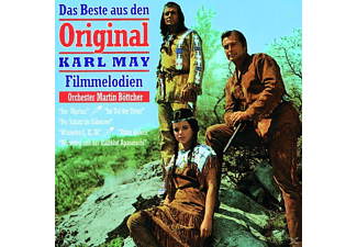 Martin (composer) Ost/böttcher - Karl May Filmmelodien [CD]