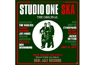 SOUL JAZZ RECORDS PRESENTS/VARIOUS - Studio One Ska [Vinyl]