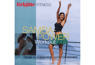 COUNTDOWN BAND,THE & JOBIM,ANTONIO CARLOS - Brigitte Samba Power Workout [CD]