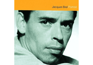 Jacques Brel - Portrait - (CD)