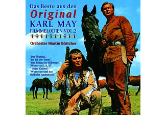 Martin (composer) Ost/böttcher - Karl May Filmmelodien Vol.2 [CD]