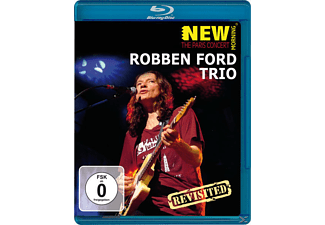 Robben Ford - THE PARIS CONCERT - REVISITED - (Blu-ray)