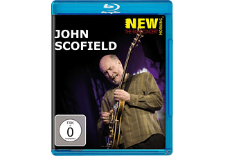 John Scofield - THE PARIS CONCERT [Blu-ray]