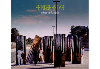 Feindrehstar - Vulgarian Knights - (CD)