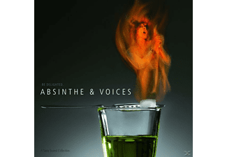VARIOUS - A Tasty Sound Collection: Absinthe & Voices - (CD)
