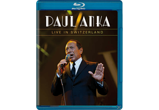 Paul Anka - Live In Switzerland [Blu-ray]