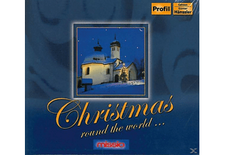 VARIOUS - Christmas Around The World - (CD)