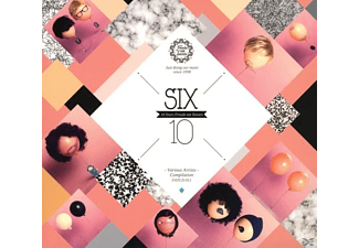 VARIOUS - Freude Am Tanzen Six10 Compilation (Cd+Mp3) [CD]