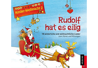 VARIOUS - Rudolf Hat Es Eilig - (CD)